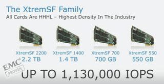 The XtremSF Family