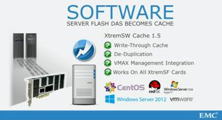 Server Flash DAS becomes CACHE