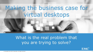 Making the Business Case for VDI InsideFlash.com