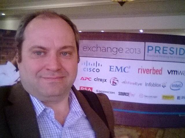2013-11-14 Presidio Solution Exchange Sam Marraccini