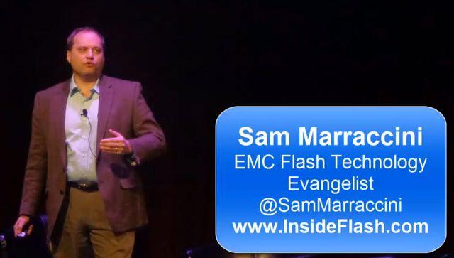 Sam Marraccini - EMC Global Partner Summit
