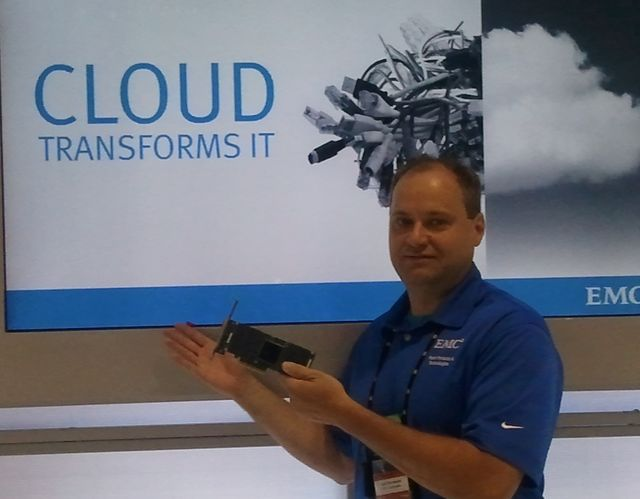 Microsoft Teched 2012 (Sam Marraccini 2012-06-14)